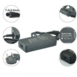 HP dv 6 2108 ea 90w LAPTOP CHARGER