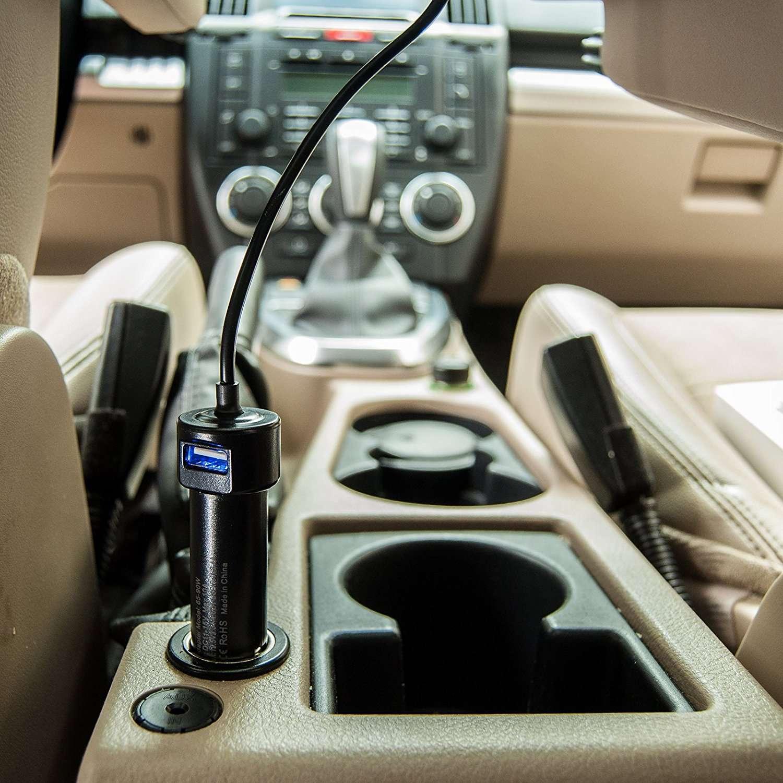 Dell Latitude E5510 car charger