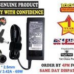 Buy Genuine Toshiba Pa3817u-1brs Laptop Adapter