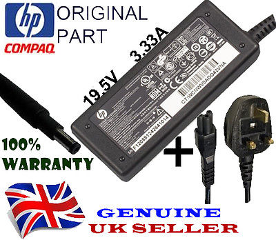 Genuine HP Pavilion Touchsmart 14-b109wm Laptop Charger