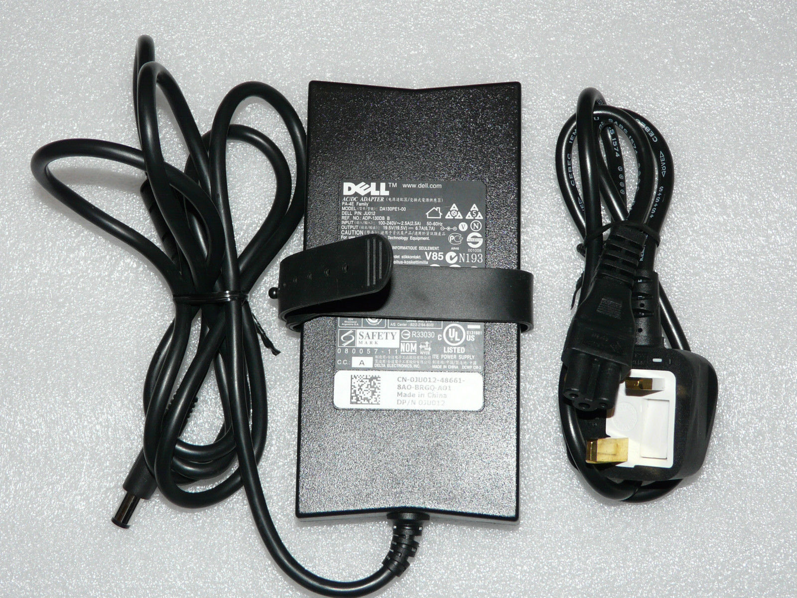 Genuine Dell xps 15 l502x charger