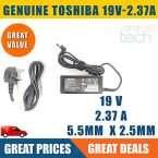 Genuine Toshiba PA5177U-1ACA Charger