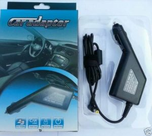 Car charger for Toshiba Satellite PRO C850-15N