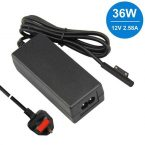 Microsoft surface pro 5 36w charger